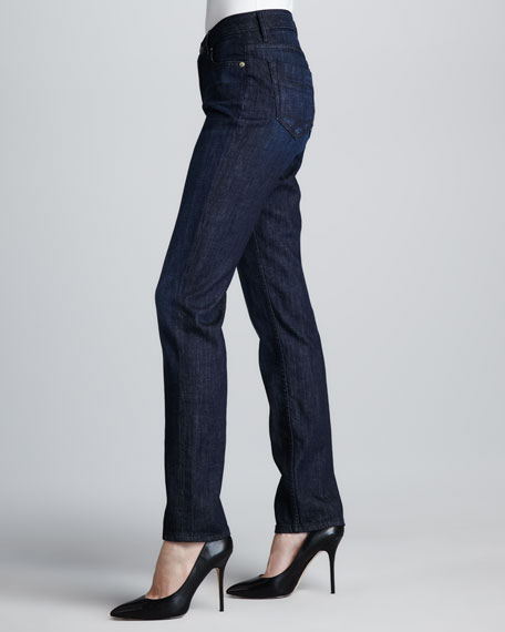 Sophia Venice Slub Denim Jeans