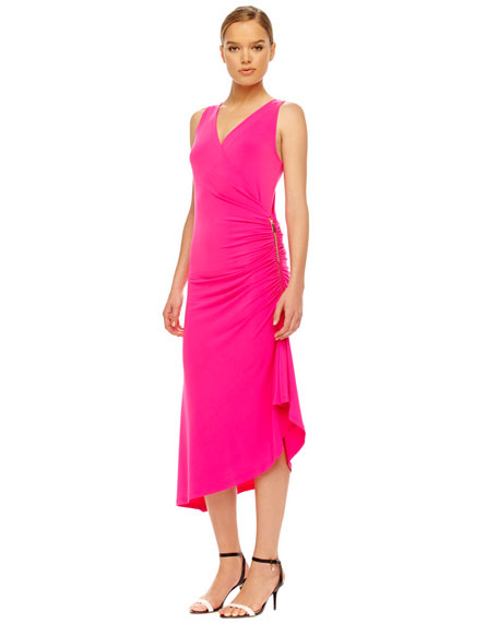 Ruch-Side Jersey Dress