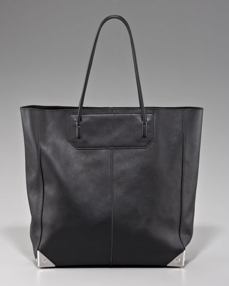 Prisma Leather Tote