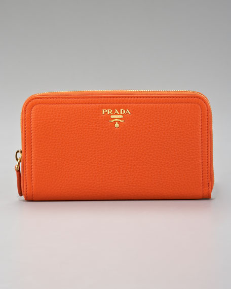 Vit Daino Zip-Around Wallet