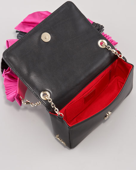 Artemis Embellished Shoulder Bag
