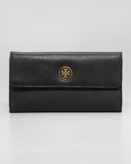 Robinson Double-Snap Wallet