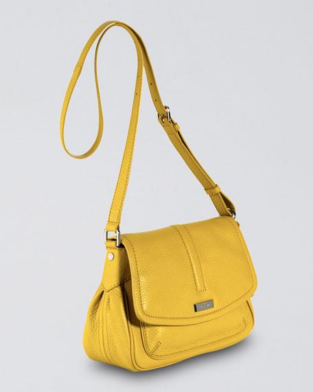 Ava Flap Crossbody Bag, Sunflower