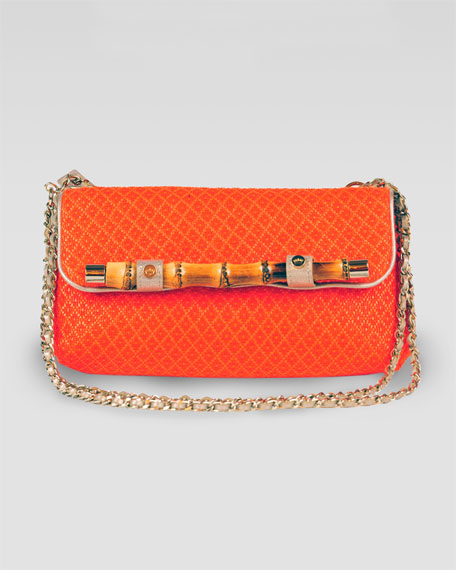 Lily Chain Clutch Bag
