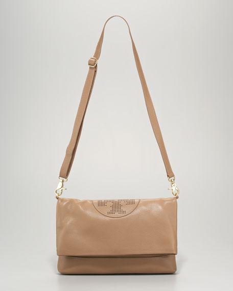 Kipp Fold-Over Messenger Bag