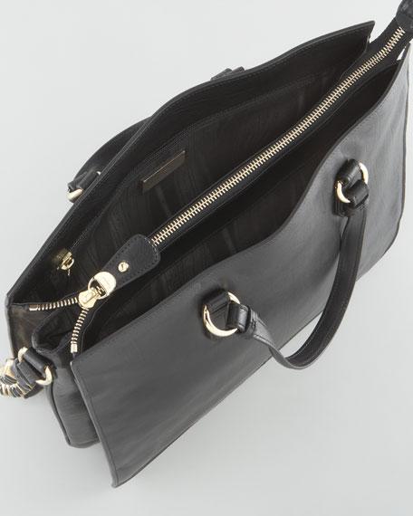 Christine Chain Tote Bag