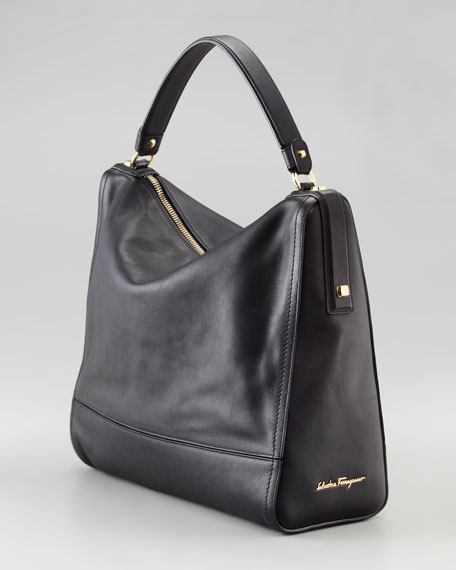 Corine Stud-Detail Tote Bag