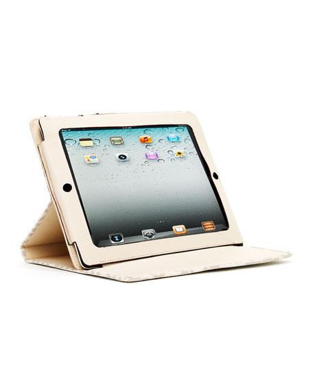 iPad Logo Stand, Vanilla