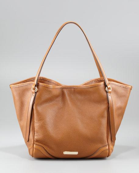Bridle-Trim Tote Bag