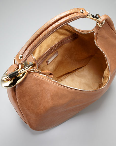 Solar Hobo Bag