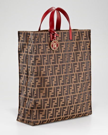 Zucca Shopper Tote Bag