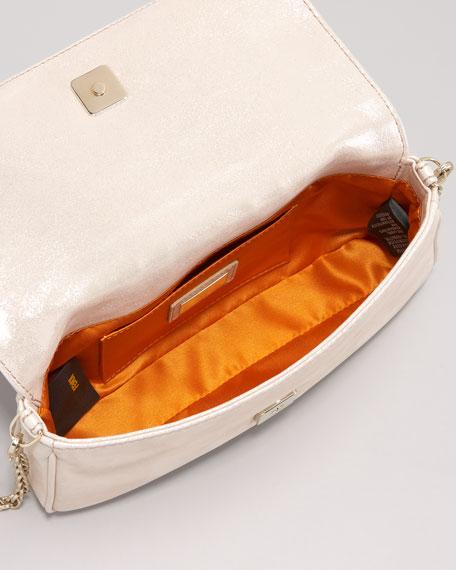 Mia Metallic Crossbody Bag