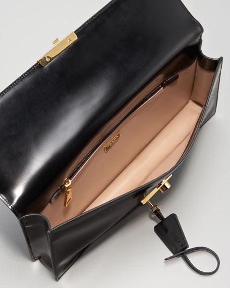 Spazzolato Clutch Bag