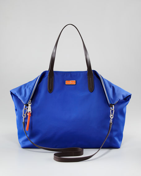 Crosby Nylon Shopper