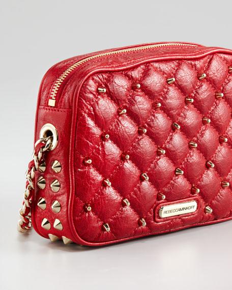 Studded Flirty Crossbody Bag