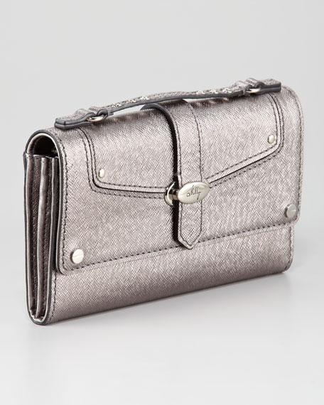 Harper Flap Clutch Bag