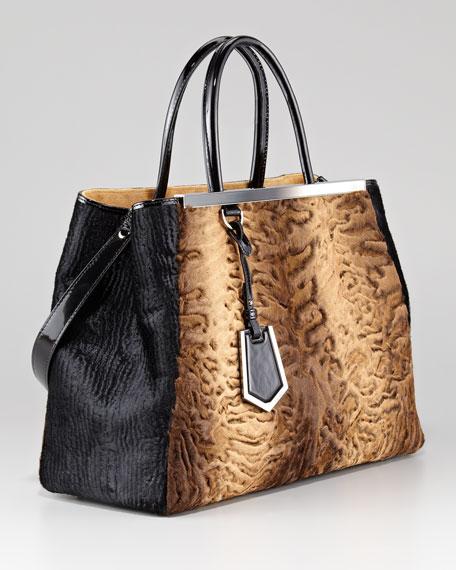 2Jours Astrakhan Tote Bag