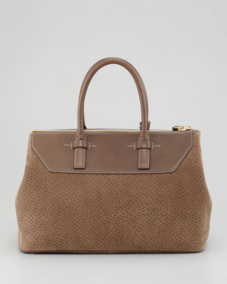 Peccary Medium Petra Bag