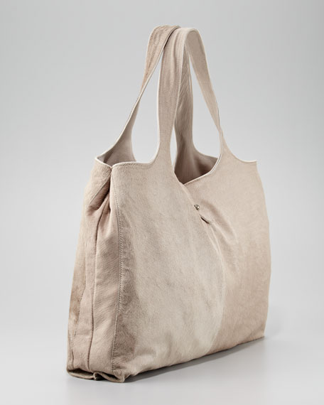 Calf Hair Tote Bag