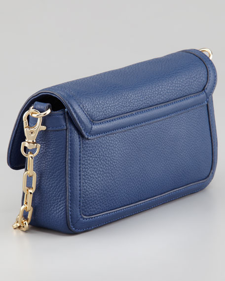 Amanda Mini Crossbody Bag, Indigo
