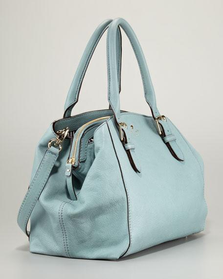 brighton park sloan satchel bag