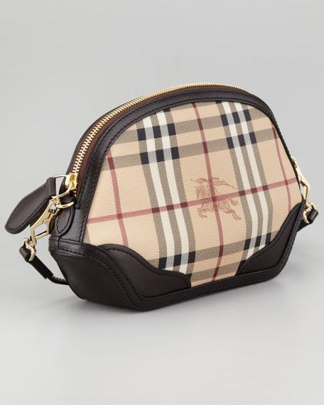 Extra Small Check Crossbody Bag