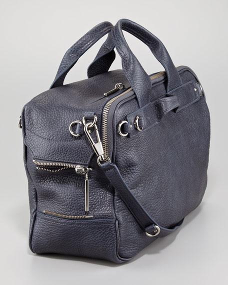 Lark Small Duffel Bag, Denim