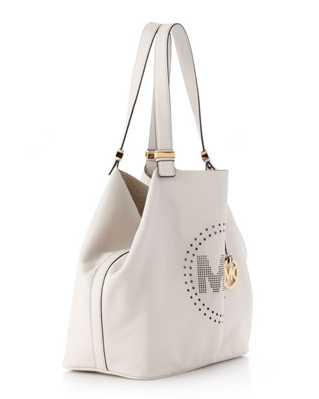 Perforated-Logo Grab Bag