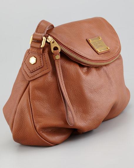 Classic Q Natasha Crossbody Bag, Cinnamon Stick