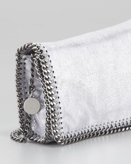 Falabella Crossbody Bag, Silver
