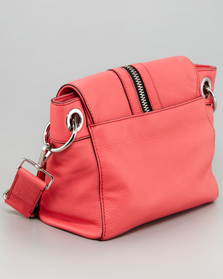 Jayden Milly Shoulder Bag, Coral