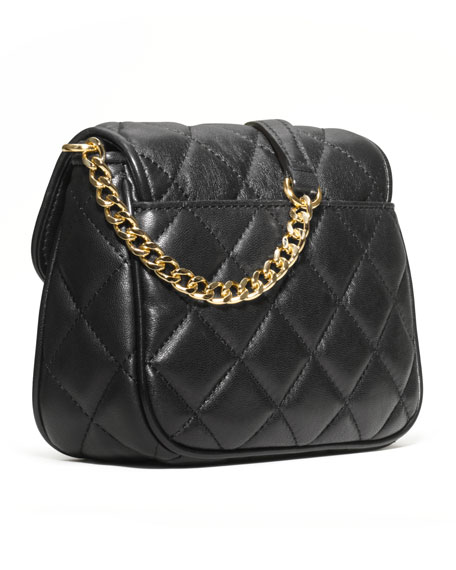 Fulton Quilted Crossbody