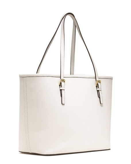 Jet Set Small Saffiano Travel Tote