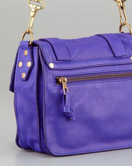PS1 Pouch Shoulder Bag, Purple Rain