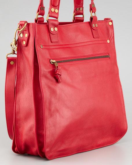 PS1 Small Tote Bag, Lipstick