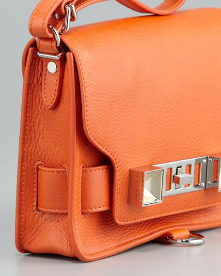 Proenza Schouler PS11 Wristlet Clutch Bag, Orange
