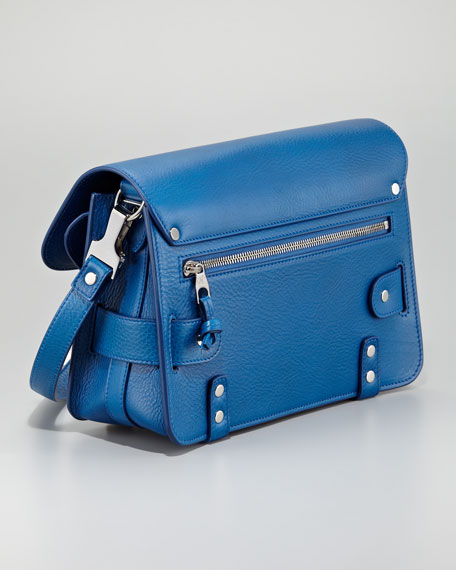 PS11 Classic Crossbody Bag, Peacock