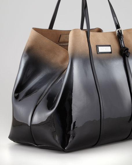 Sasha Large Degrade Tote Bag