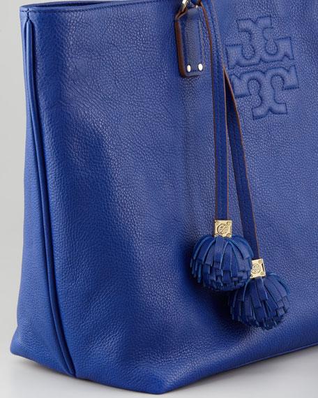 Thea Large Tote Bag, Royal Ocean