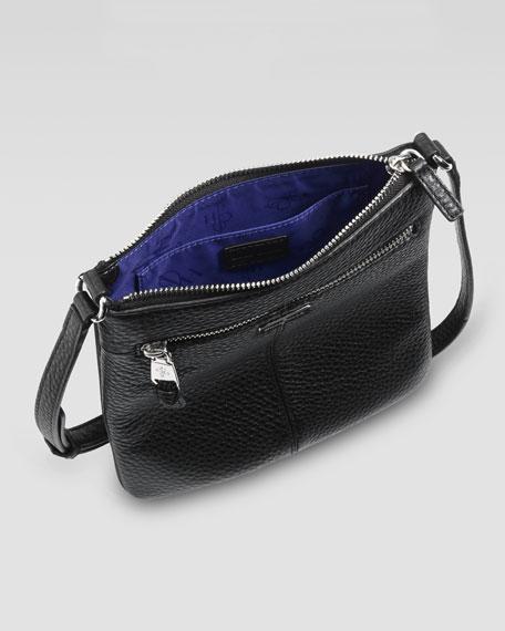 Village Swingpack Crossbody Bag, Black