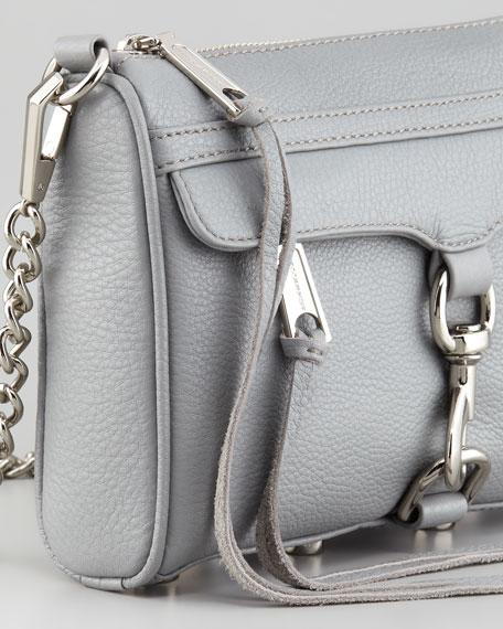 Mini MAC Crossbody Bag, Gray