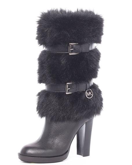Carlie Faux-Fur Boot