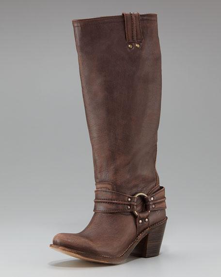 Carmen Harness Tall Boot