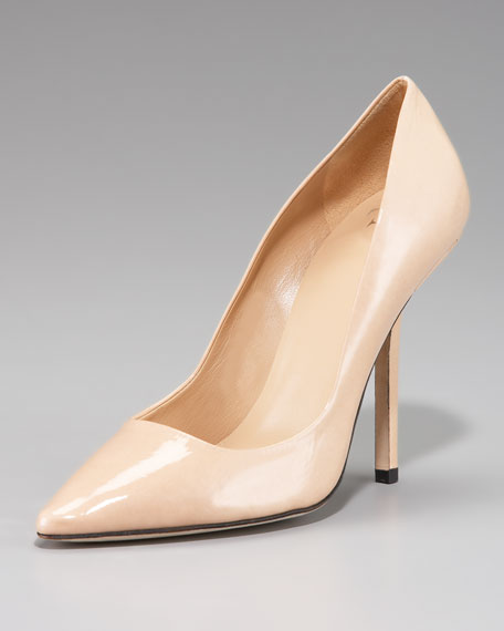 Bang Patent Pointed-Toe Pump