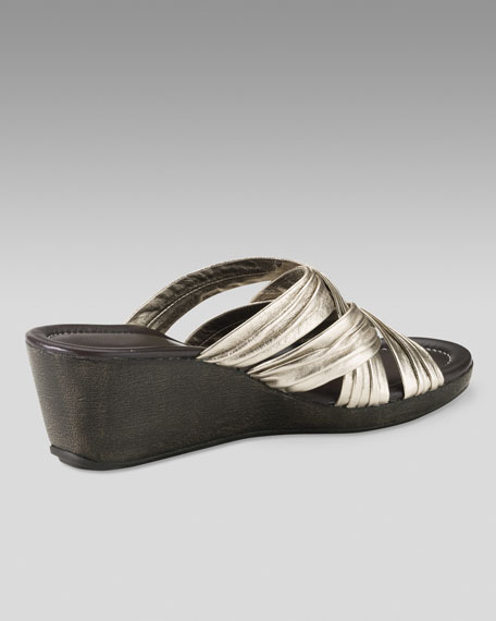 Air Eden Wedge Slide