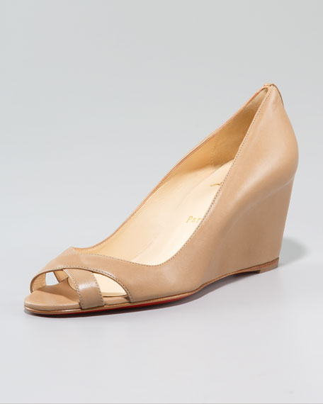 Riveto Crisscross Wedge