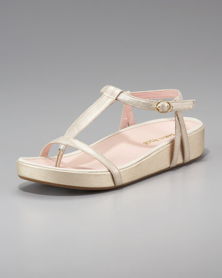 Padded Thong Sandal