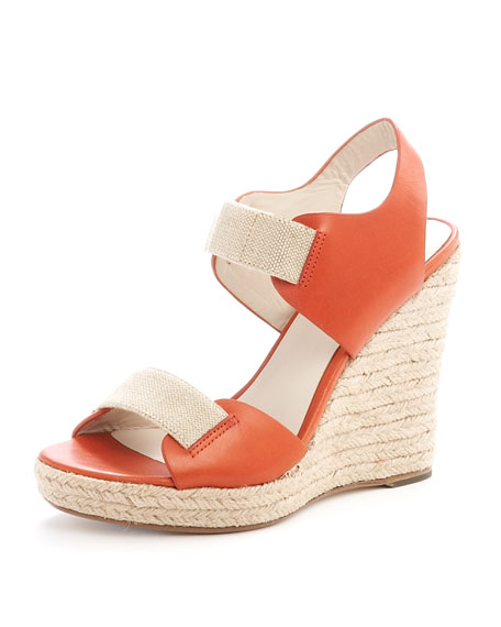 Windsor Vachetta Wedge