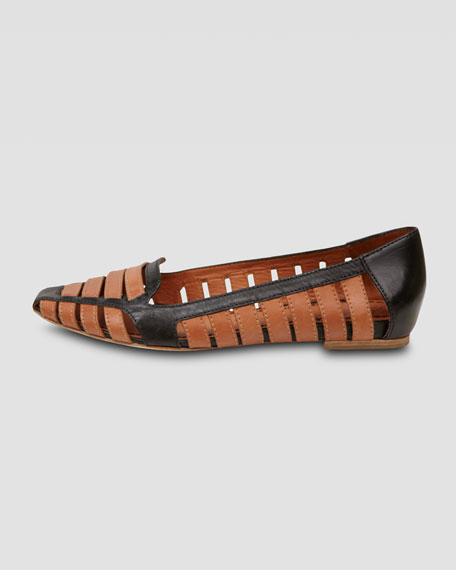 Cutout Loafer