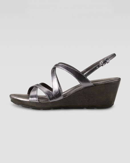 Air Jayne Slingback Wedge Sandal